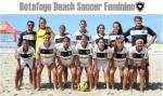 BOTAFOGO X PRAIANO FC JOGO-TREINO BEACH SOCCERFEMININO